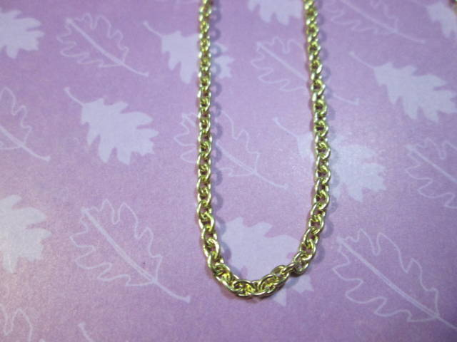 Catena (Oro) - Chain (Gold)