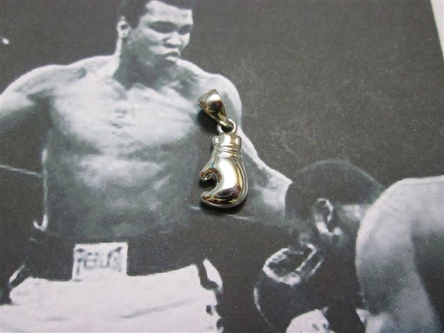 Guantone da Box (Piccolo) - Ciondolo - Boxing Glove (Small) - Pendant