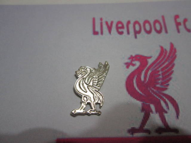 Liverpool FC - Spilla (Argento) - Liverpool FC - Pin (Silver)