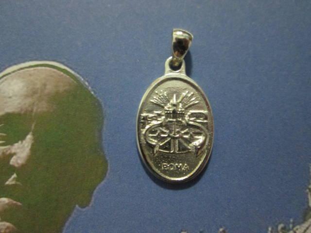 872feda75 Medaglia di Papa Francesco (Argento) - Pope Francis Medal (Silver)