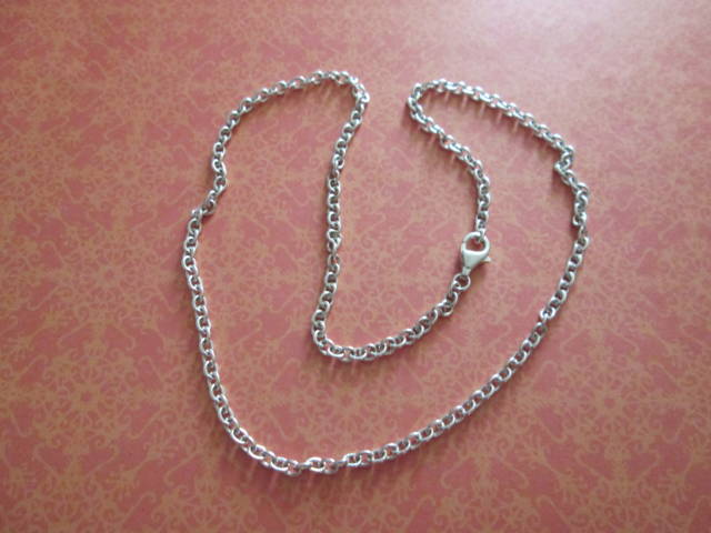 Catena Robusta (Argento) - Strong Chain (Silver)