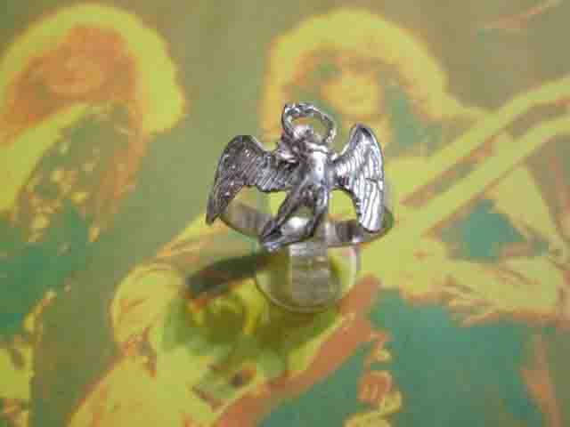 Anello dei Led Zeppelin (Argento) - Led Zeppelin Ring (Silver)