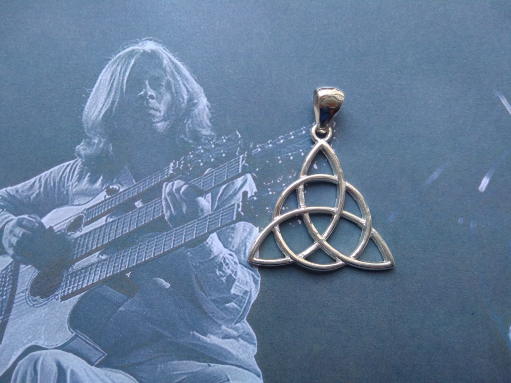 John Paul Jones - Triquetra - Ciondolo (Argento) - John Paul Jones - Triquetra - Pendant (Silver)