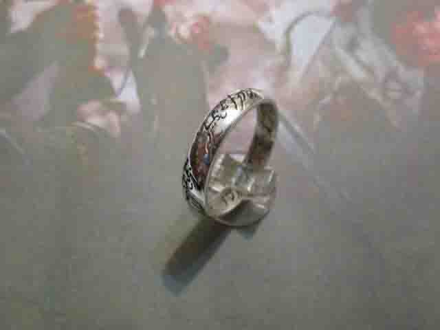 Unico Anello - Piccolo (Argento) - One Ring - Small (Silver)