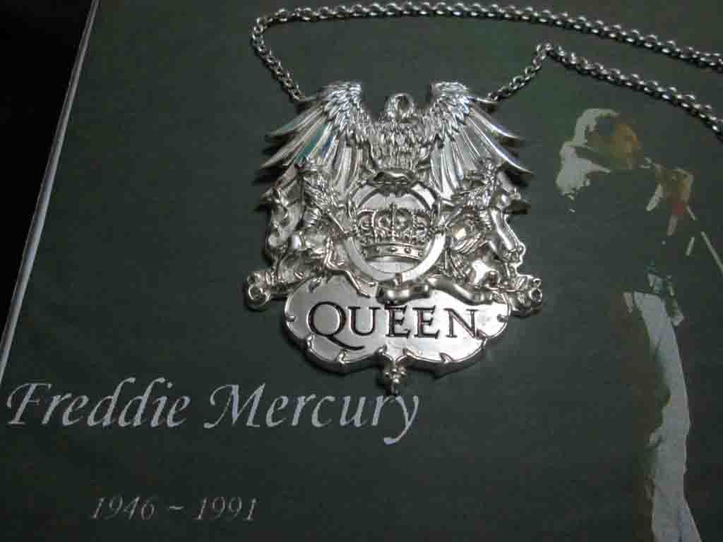 Queen - Collier (Argento) - Queen - Necklace (Silver)