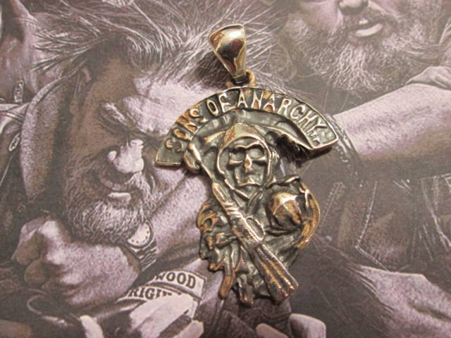 Sons of Anarchy - Ciondolo (Argento) - Sons of Anarchy - Pendant (Silver)