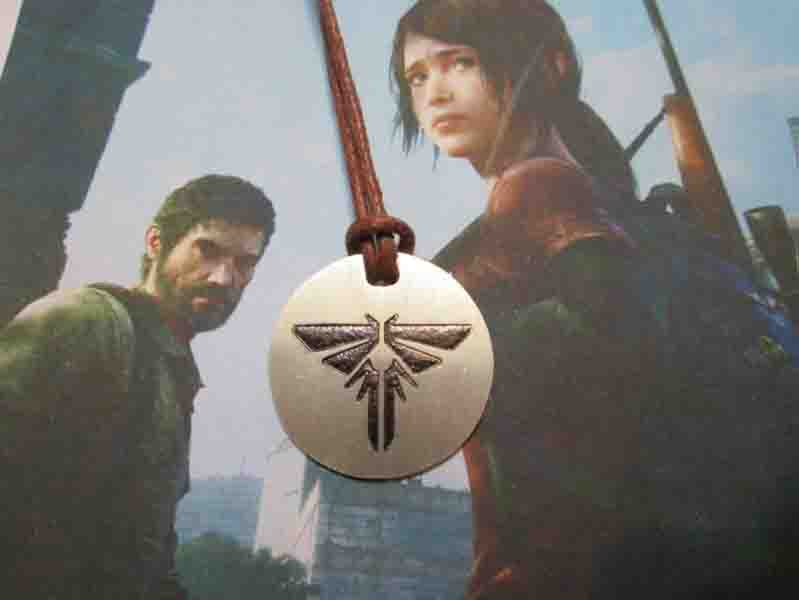 The Last of Us - Ciondolo (Argento) - The Last of Us - Pendant (Silver)