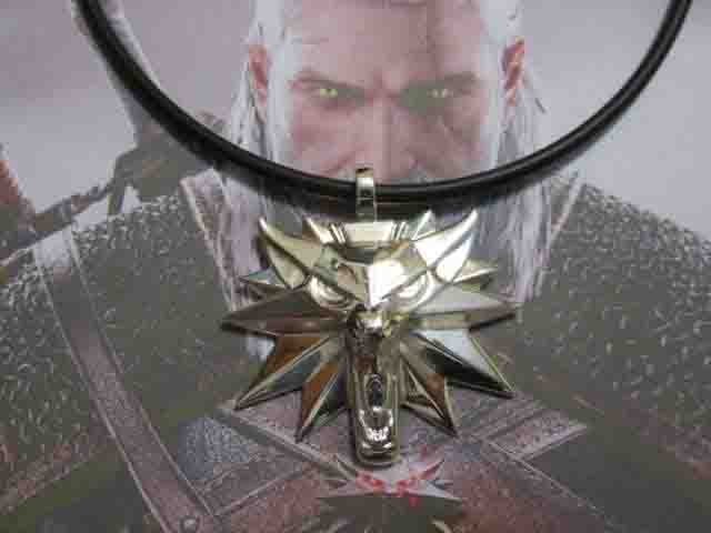 Lupo di Geralt (Argento) - Geralt Wolf (Silver)